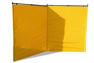 Wind Warrior Block - Yellow